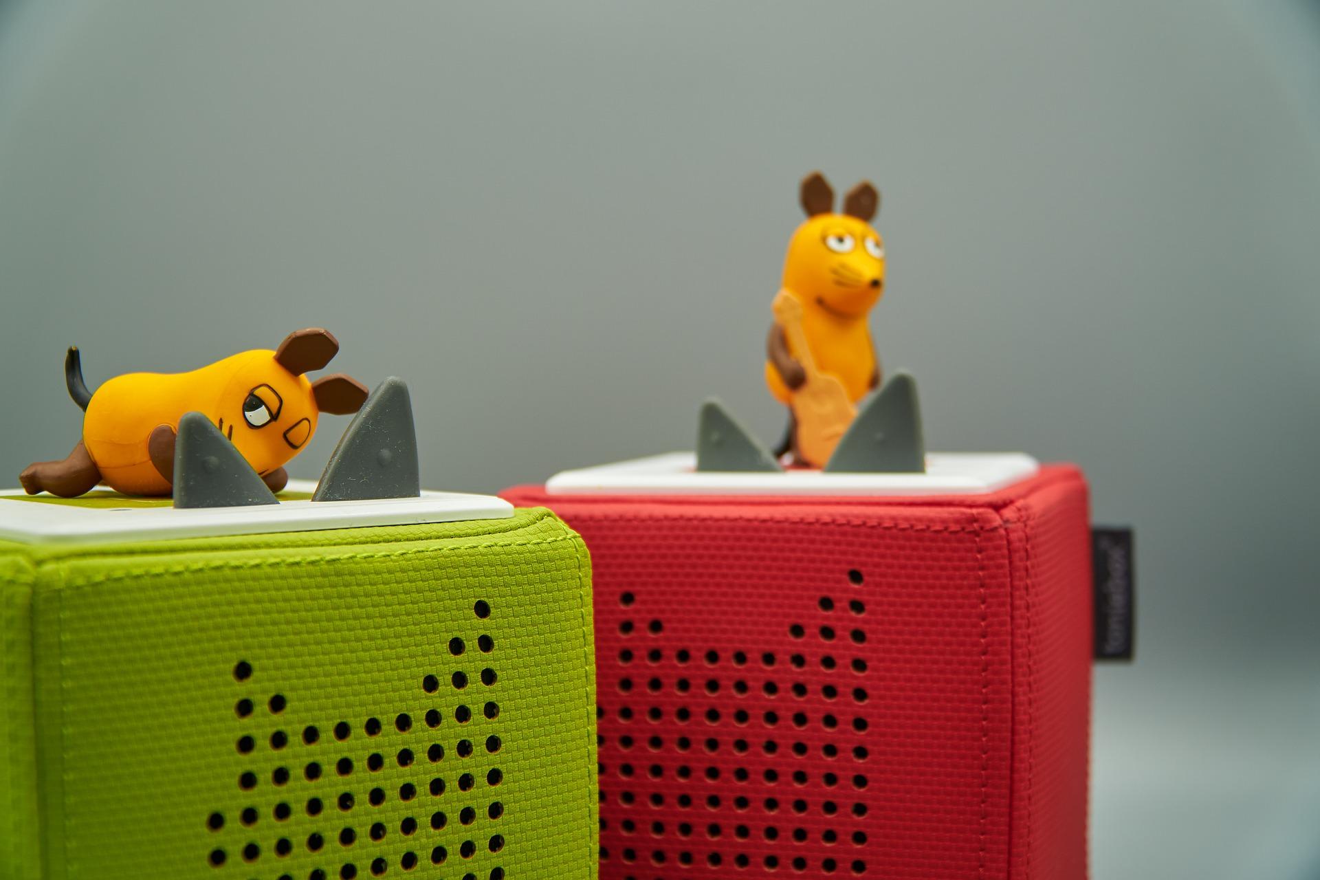 Głośnik USB dla dzieci